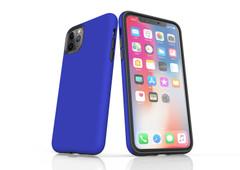 iPhone 11 Pro Max, 11 Pro, 11, XS Max, XS/X, XR, 8/7/6 Plus, SE/5S/5 Tough Case, Blue | iCoverLover