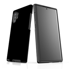Samsung Galaxy Note 10+ Plus, Note 10, Note 9, Note 8 & Note 5 Case, Protective Tough Protective Cover, Black