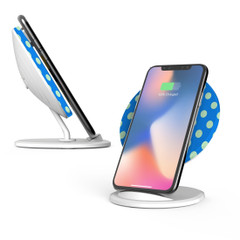 QI Wireless Charger iPhone 11,11 Pro, 11 Pro Max, Samsung Galaxy S10, S10+ | Fast Wireless Charger | Qi Charging | iCoverLover