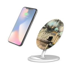 QI Wireless Charger, Castle   iCoverLover Australia