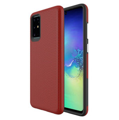 Samsung Galaxy S20/20+ Plus/20 Ultra 4G 5G Case Red Ultra Thin Shockproof PC+TPU Armour Back Cover | Armor Samsung Galaxy S20/20+ Plus/20 Ultra 4G 5G Covers | Armor Samsung Galaxy S20/20+ Plus/20 Ultra 4G 5G Cases | iCoverLover