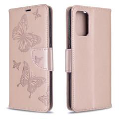 Samsung Galaxy S20+ Plus Butterflies Wallet Case | iCoverLover Australia