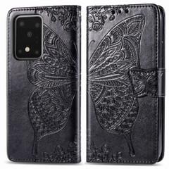 Samsung Galaxy S20 Ultra Butterfly Wallet Case | iCoverLover Australia