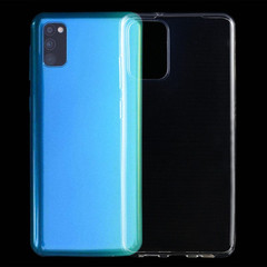 For Galaxy S20 Ultra 0.75mm Ultrathin Transparent TPU Soft Protective Case   iCoverLover Australia
