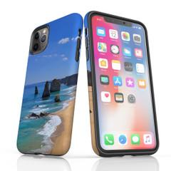 iPhone 11 Pro Max/11 Pro/11, XS Max/XS/X, 8 Plus/8, 7 Plus/7, 6/6s Plus, SE/5S/5 Protective Case, Famous Rocks | iCoverLover Australia