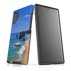 Samsung Galaxy Note 10+ Plus Note 10 Note 9 Note 8 & Note 5 Case Protective Tough Cover, Famous Rocks   iCoverLover Australia