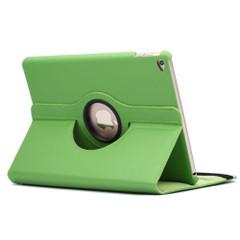 Green Rotatable Flip Leather iPad Air 2 Case | Cool iPad Air 2 Cases | iPad Air 2 Covers | iCoverLover