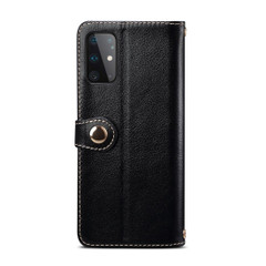 Samsung Galaxy S20/20+ Plus/20 Ultra 4G 5G Genuine Leather Luxury Wallet, Black Case | iCoverLover Australia