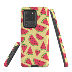 For Samsung Galaxy S10 5G Protective Case, Watermelon Pattern | iCoverLover Australia