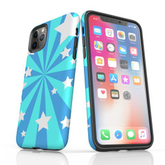 For iPhone 11 Pro Max Protective Case, Star Pattern | iCoverLover Australia