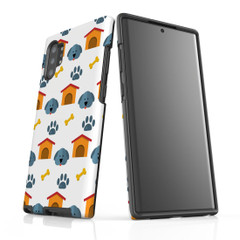 For Samsung Galaxy Note 10 Plus Protective Case, Dog Pattern | iCoverLover Australia