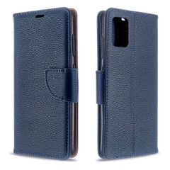 For Samsung Galaxy A51 4G Case, Lychee Texture Pure Color Wallet PU Leather Cover | iCoverLover Australia