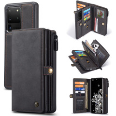 For Samsung Galaxy S20 Ultra Case, Detachable Multi-functional Wallet PU Leather Cover | iCoverLover Australia