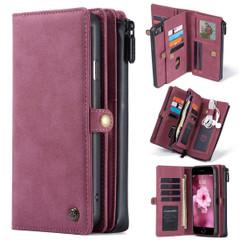 For iPhone SE 2020 / 8 / 7 Detachable Folio PU Leather Case, Multi-functional Cover | iCoverLover Australia