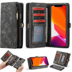For iPhone 11 Pro Max, Wallet PU Leather Flip Cover | iCoverLover Australia