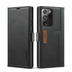 Samsung Galaxy Note 20 Ultra Case, PU Leather + TPU Folio Wallet Cover, Stand | iCoverLover Australia