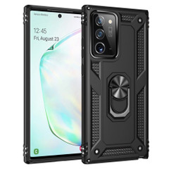Samsung Galaxy Note 20 Ultra 5G Case, Armour Shockproof TPU/PC Cover, 360° Holder | iCoverLover Australia