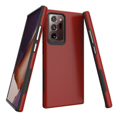 Samsung Galaxy Note 20, 20 Ultra Armour Case Tough Protective Cover Red