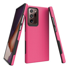 Samsung Galaxy Note 20, 20 Ultra Armour Case Tough Protective Cover Pink