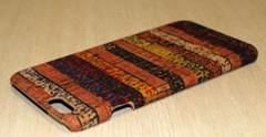 Rainbow Eco Cork iPhone 6 PLUS & 6S PLUS Case | Environmentally Friendly iPhone 6 PLUS & 6S PLUS Cover
