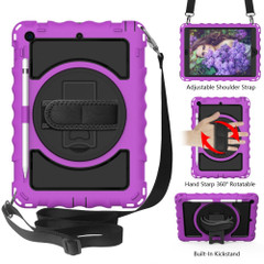 iPad 10.2in (2019) Case, 360° Rotating Cover, Pencil Holder, Stand, Shoulder & Hand Strap | iCoverLover Australia