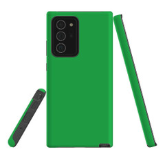 For Samsung Galaxy Note 20 Ultra/Note 20 Case, Tough Protective Back Cover, Green | iCoverLover Australia