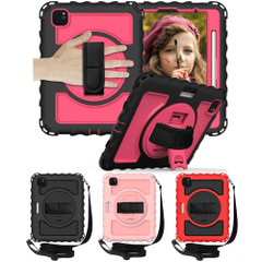 iPad Air 4 10.9in (2020) Case, 360° Rotating Cover, Pencil Holder, Stand, Shoulder & Hand Strap | iCoverLover Australia