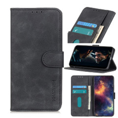 For iPhone 12 Pro Max Case, Retro Texture PU + TPU Folio PU Leather Wallet Cover | iCoverLover Australia