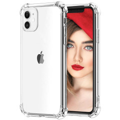 iPhone 12 Pro Max/12 Pro/12 mini Case, Clear TPU Light Shockproof Protective Cover | iCoverLover Australia