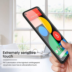iCoverLover [2-Pack] Google Pixel 5 Tempered Glass Screen Protector
