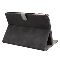 iPad 10.2in (2019) Case Smart Flip Folio Cover with Stand Black