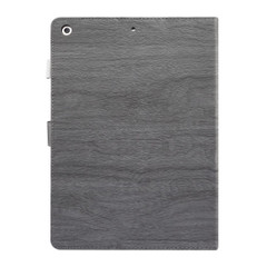 iPad 10.2in (2019) Case Smart Flip Folio Cover Grey
