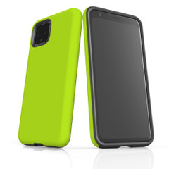 Google Pixel 5/4a 5G,4a,4 XL,4/3XL,3 Case, Tough Protective Back Cover, Light Green   iCoverLover Australia