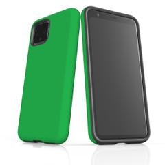 Google Pixel 5/4a 5G,4a,4 XL,4/3XL,3 Case, Tough Protective Back Cover, Green | iCoverLover Australia