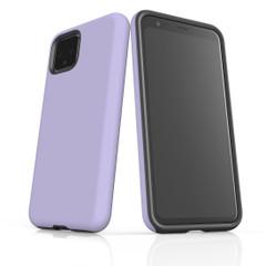 Google Pixel 5/4a 5G,4a,4 XL,4/3XL,3 Case, Tough Protective Back Cover, Lavender   iCoverLover Australia