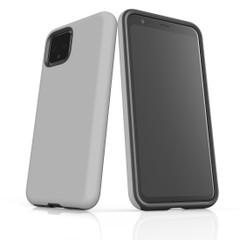 Google Pixel 5/4a 5G,4a,4 XL,4/3XL,3 Case, Tough Protective Back Cover, Grey | iCoverLover Australia