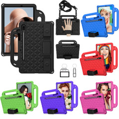 Samsung Galaxy Tab S7 (2020)(T870/T875) Case, Shockproof EVA + Silicone + PC Protective Armour Cover, Stand & Strap   icoverlover.com.au   Tablet Cases