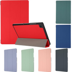 Samsung Galaxy Tab A7 10.4, (2020, T500/T5053) Cover, Folio TPU + PU Leather Case, 3-Fold Stand | icoverlover.com.au | Tablet Cases