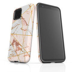 Google Pixel 5/4a 5G,4a,4 XL,4/3XL,3 Case, Tough Protective Back Cover, Marble Pattern | iCoverLover Australia