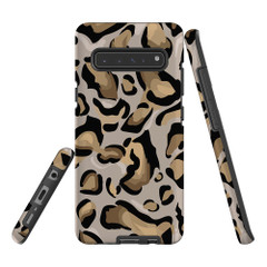 Protective Samsung Galaxy S Series Case, Tough Back Cover, Leopard Pattern | iCoverLover Australia
