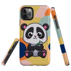 Protective iPhone Case, Tough Back Cover, Cute Panda Bear | iCoverLover Australia