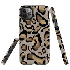 Protective iPhone Case, Tough Back Cover, Leopard Pattern | iCoverLover Australia