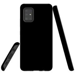 Samsung Galaxy A51 5G/4G, A71 5G/4G or A90 5G Case, Tough Protective Cover, Black | iCoverLover Australia