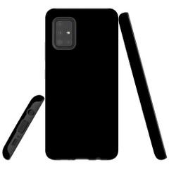 Samsung Galaxy A51 5G/4G, A71 5G/4G, A90 5G Case Tough Protective Cover Black