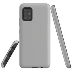 Samsung Galaxy A51 5G/4G, A71 5G/4G, A90 5G Case Tough Protective Cover Grey