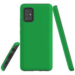 Samsung Galaxy A51 5G/4G, A71 5G/4G, A90 5G Case Tough Protective Cover Green