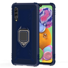 For Samsung Galaxy A90 5G or A71 5G Case, Protective Cover, Ring Holder, Blue | iCoverLover.com.au | Samsung Galaxy A Cases