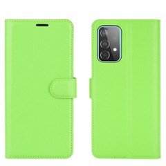 For Samsung Galaxy A52, A72, A90 5G, A71, A32 Case, PU Leather Wallet Cover, Stand, Green| iCoverLover.com.au | Samsung Galaxy A Cases