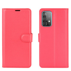 For Samsung Galaxy A52, A72, A90 5G, A71, A32 Case, PU Leather Wallet Cover, Stand, Red| iCoverLover.com.au | Samsung Galaxy A Cases