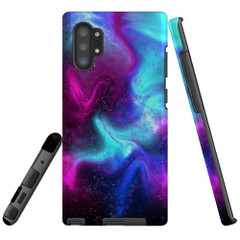 For Samsung Galaxy Note 20 UItra/Note 20/Note 10+ Plus/Note 10/9 Case, Tough Protective Back Cover, Abstract Galaxy | Protective Cases | iCoverLover.com.au